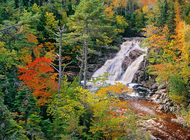 Mary Ann Falls, Nova Scotia, Canada -  - © Darwin Wiggett