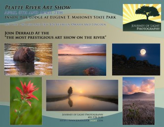 Platte River Art Show - April 6 & 7, 2013