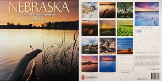 2014 Nebraska Calendar