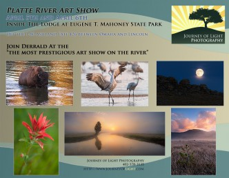 Platte River Art Show - April 5th and 6h
