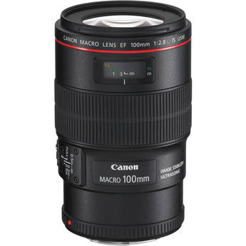 Canon 100 f/2.8L IS