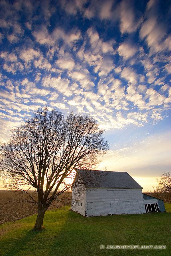 An Iowa Evening