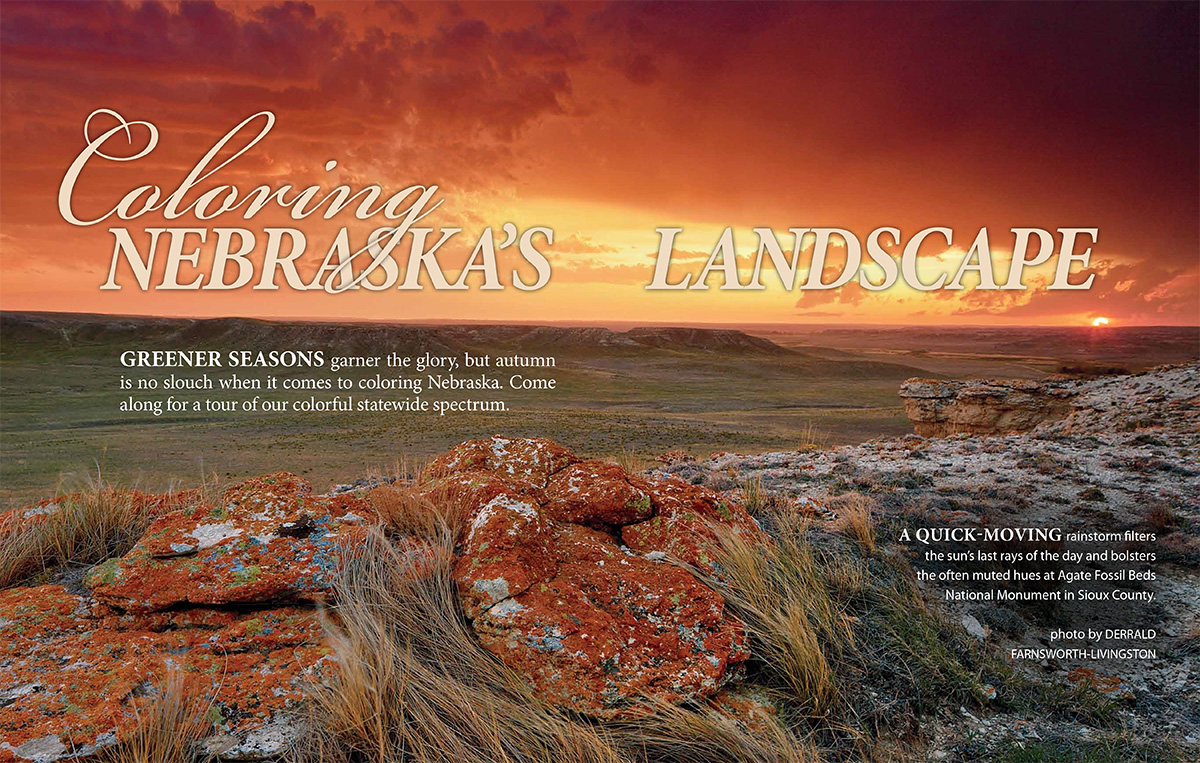magazine contributions roundup autumn scenic landscape and colors of nebraska photo essay nebraska life