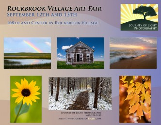 Rockbrook Village Art Fair