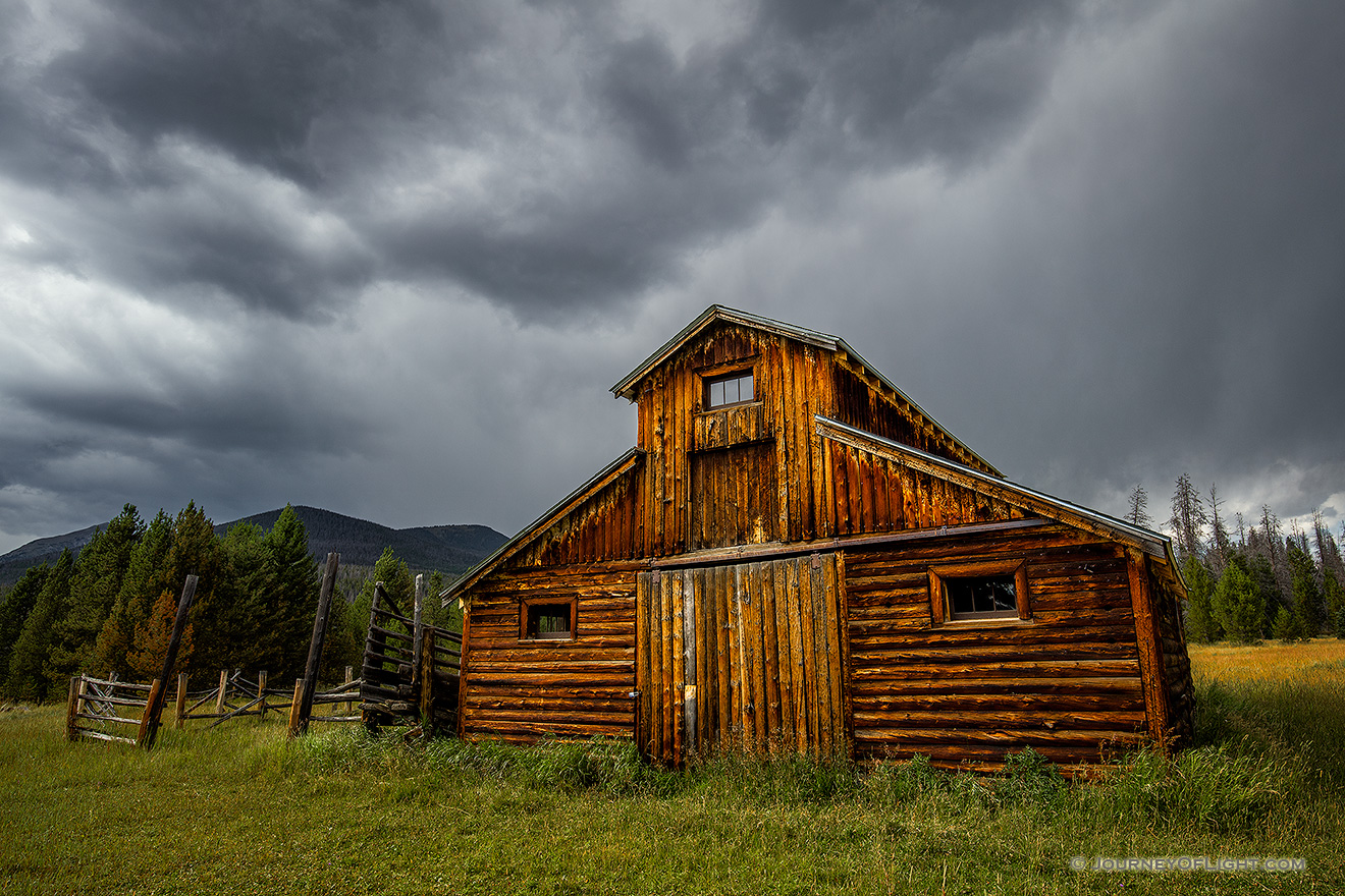 Storm Brewing - Colorado Landscape Photograph