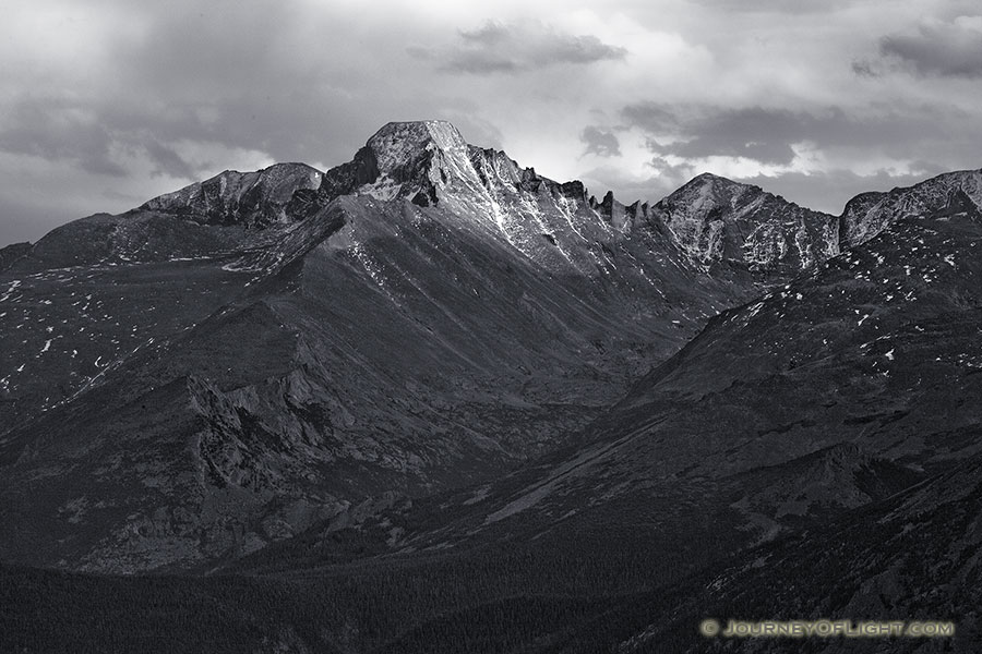 nature longs peak rocky - photo #3